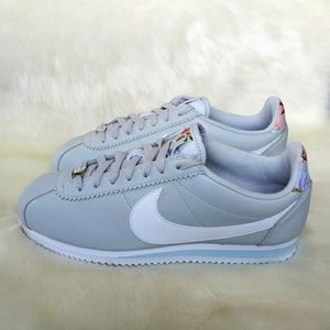 Nike Classic Cortez Womens Floral Sneakers